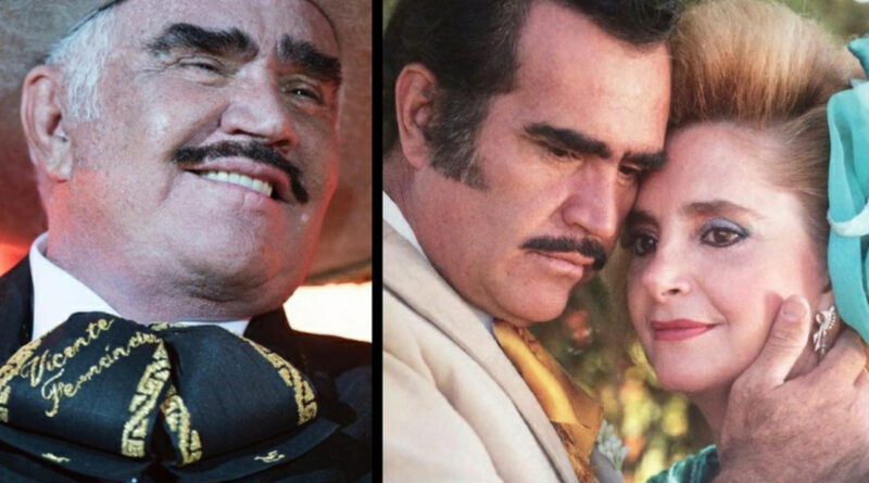 Ella es la mujer con la que Vicente Fernández engañó a Cuquita y tuvo un hijo