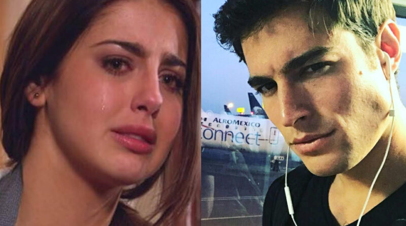 Michelle Renaud pide a Danilo Carrera no tener novia tras su ruptura