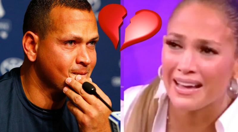 Jennifer López y Alex Rodríguez confirman separación definitiva!