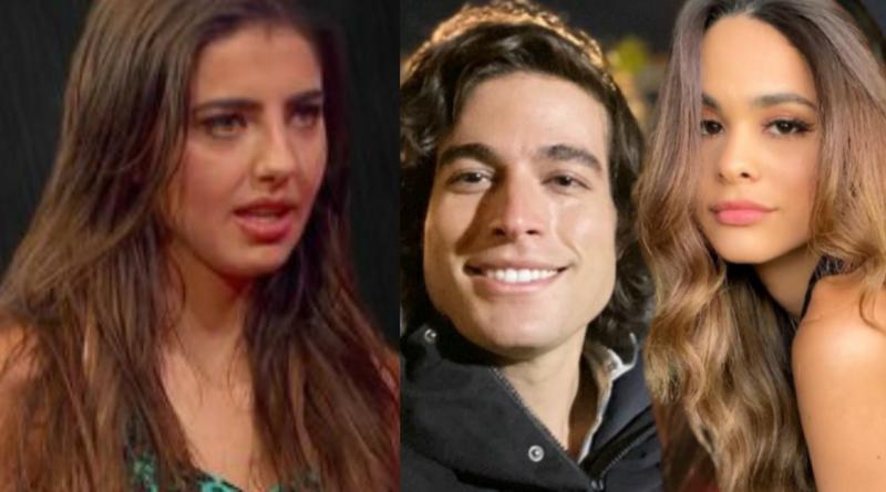 Danilo Carrera se olvida de Michelle Renaud y ya anda con modelo Ecuatoriana